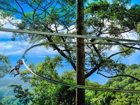 清迈原子飞车·Jungle Flight丛林飞跃(可选场次)