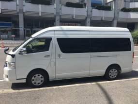 东京市区至富士山单程/往返包车