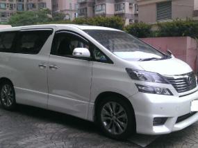 香港7座位豪华旅游车+普通话导游六小时往返包车