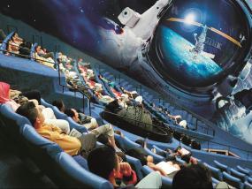 新加坡科学馆+万象馆IMAX剧场+蝴蝶园门票