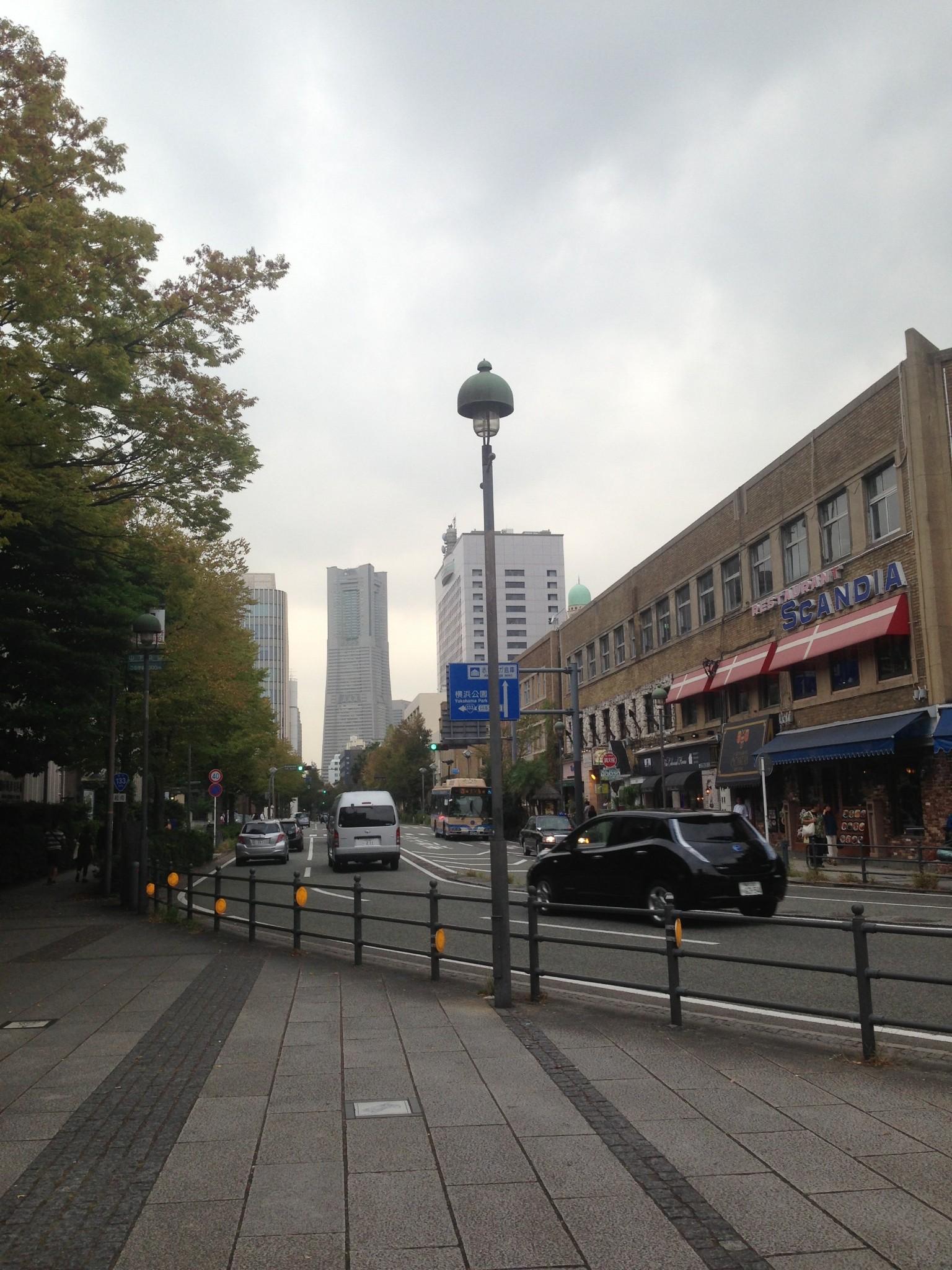 日本大通街