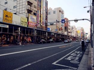 大阪日本桥电器街