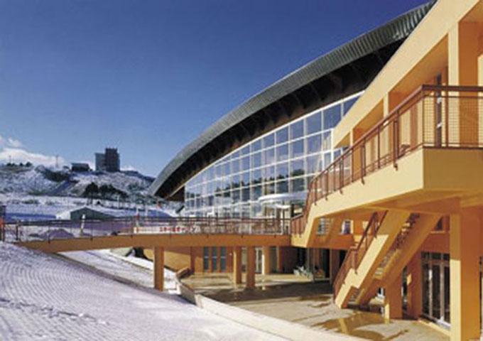 莫亚山滑雪场