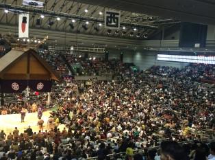 日本相撲大阪會館