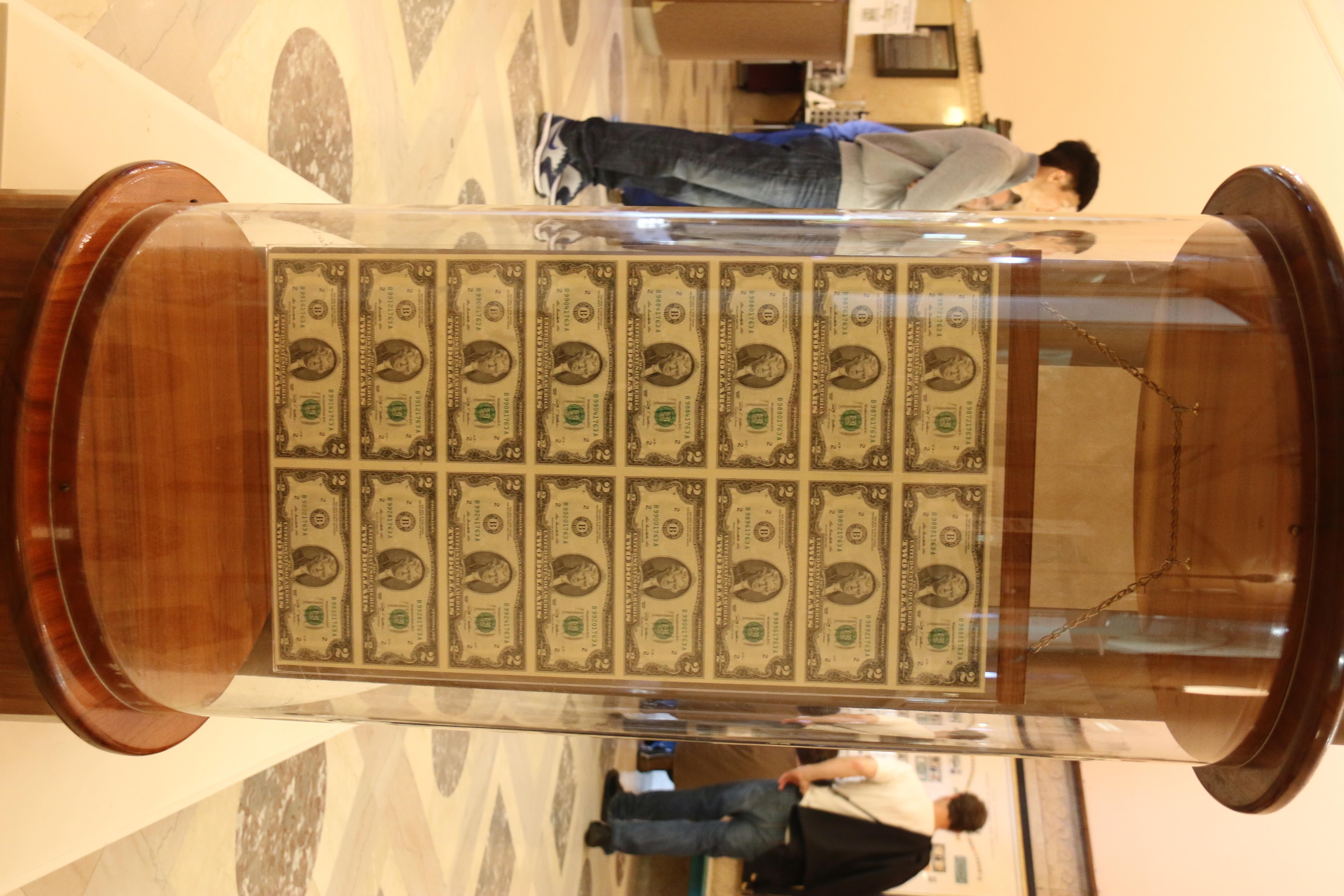 美国印钞局