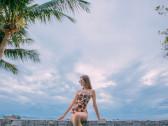 芭提雅海边拍照小技巧