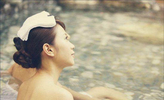 日本泡温泉的六大礼仪