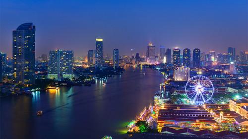 泰国旅游初体验