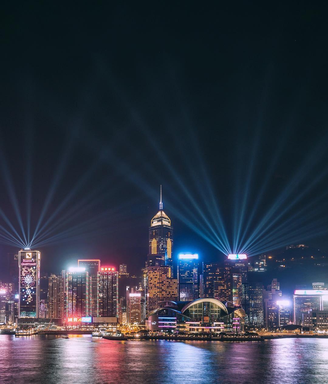 香港,初见的印象